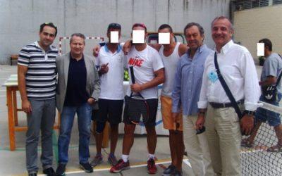 TORNEO Y VISTA AL CENTRO PENITENCIARIO DE SOTO