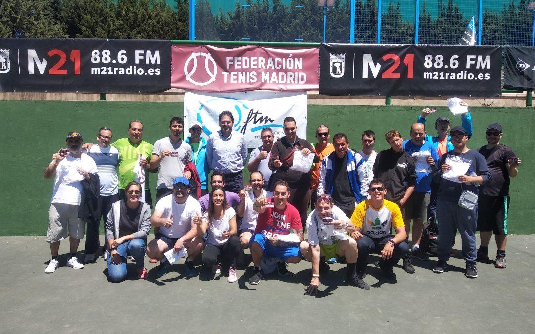 30 PERSONAS PARTICIPAN EN EL TORNEO SPORTSAME